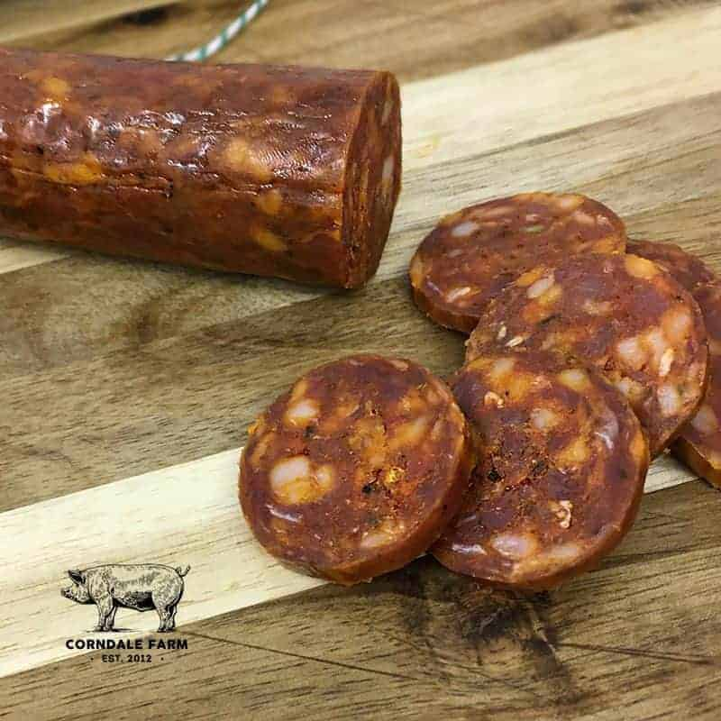 Buy Corndale Chorzio online - Corndale Farm Chorizo