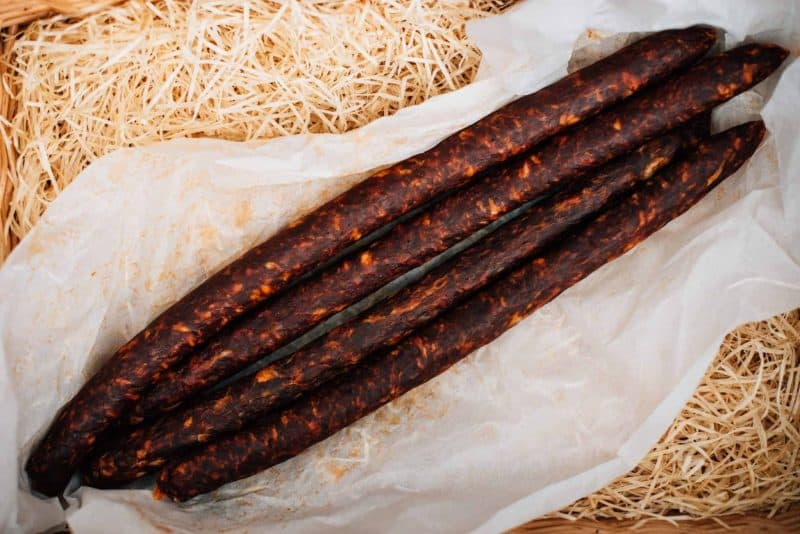 Original Chorizo recipe