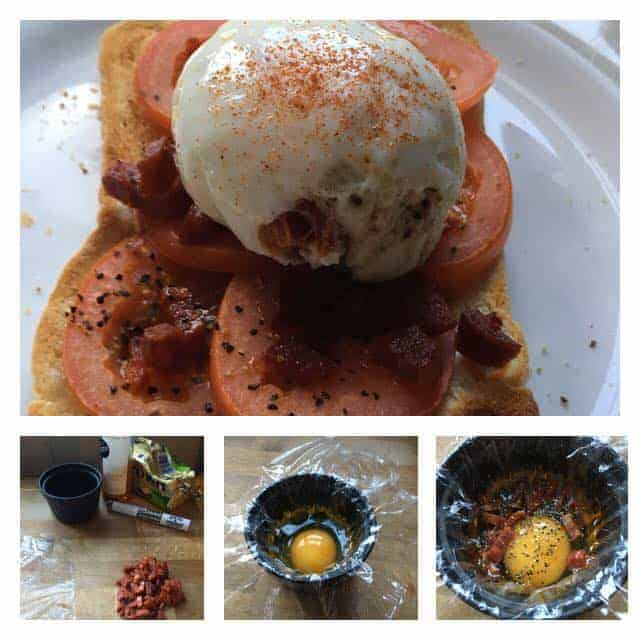 Corndale Chorizo Poached Egg - A must try!