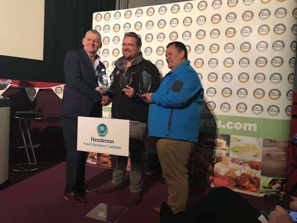 Irish Food Awards 2017 Gold, silver best in derry winner
